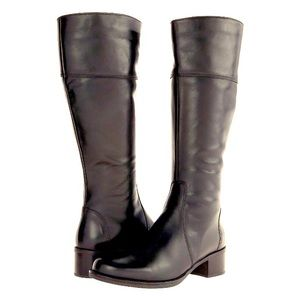 La Canadienne Passion Brown Leather Boots NEW
